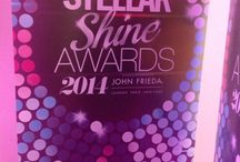 Shine Awards 2014 with Stellar Magazine & John Frieda in The Spencer hotel / We had an amazing night celebrating Ireland's finest females last night in our hotel for the #ShineAwards2014 in association STELLAR magazine and #JohnFrieda ! We are loving pictures from last night's STELLAR Shine Awards !