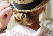 Hair Accessories / Hair accessories / by Tiffany Leiva