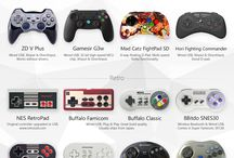GamePad / JoyPad