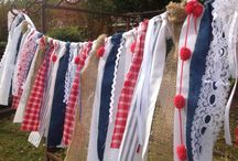 Memorial Day / Celebrating memorial and the beginning of Summer