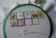 39 Squares Embroidery