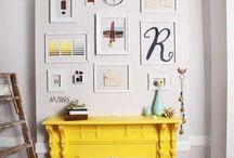 Yellow Interieur