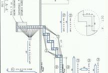 Projeto Estrutural Escada