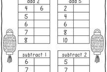 Maths grade 1 / Maths
