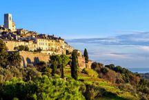 Arriere Pays Nicois , Nice et alentours