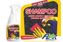 Productos de limpieza / Los mejores productos de limpieza para lograr los resultados esperados sin dañar ni deteriorar las superficies ni los materiales