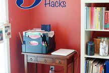 Homeschool/Media room