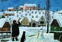 Josef Lada / Czech Author and Artist (children) / by Svetlana