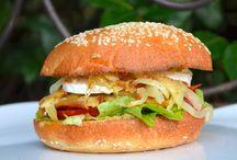 Burgers et sandwiches