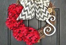 Wreaths / by Jenny Baldwin