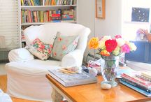 living rooms / by Becky Homick
