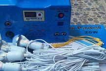 Big Solar Generator MP3 & Radio