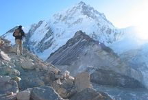 Everest Region / Between five and thirty days, these treks take you in the sherpa heartland and give you a very good exposure to the rich Buddhist culture of this region. Most of these treks reach the Everest Base Camp and follow the route taken by the conquerers of the world's highest mountain. The Base Camp Trek was ranked the world's 10th best journey in 2003.