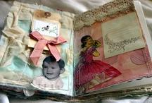 Amazing Art Journals / by Pink Kitchen Studio