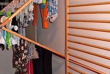 Wood Shed Storage Ideas