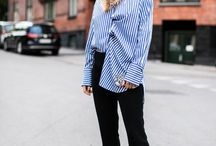 street style: blouses