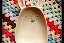 keramik hare