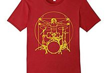 Cool Drummer T-shirt / Funny, Love,Saying, inspirational drum quotes