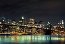 Explore NYC  / by Larissa Cranmer