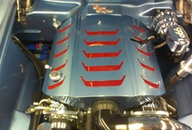 LS1-2 Custom engine covers by Scared Shiftless