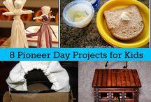 Pioneer Day / by Kori Hunter