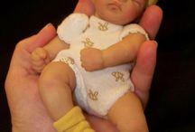 výroba panenky