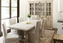 dine in style. / ideas and inspiration for our {someday soon} dining room.