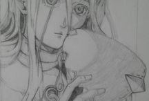 I miei disegni/My drawings