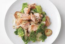 Recipes: Fish & Shellfish