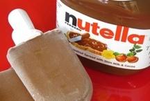 Nuts for Nutella / by Jillian Mead