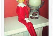 Let Elves Be Elves / All the fun of christmas elves.  Grab some inspiration and join in the elf fun.