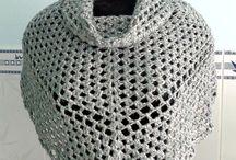 assecoires: sjaals omslagdoek handschoenen