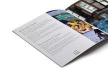 BROCHURE by o8 / Flyer Brochure Newsletter Invitations