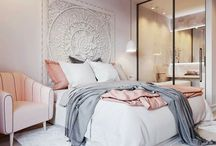 bedroom ecru