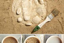 badkamer aan zee / badkamer inrichten met thema: de zee en het strand