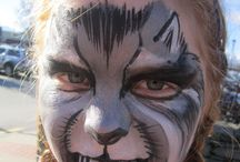 Face Painting & Body Art Queenstown / The Paint People are based in the Wakatipu Basin and paint bodies and faces throughout the greater Central Otago region.  We have 3 highly qualified face and body painters that paint at fairs, festivals, private parties and for corporate events.  Visit: www.thpaintpeople.co.nz for more info and contact details.