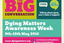 Dying Matters Awareness Week 2016 resources / Our hot off the press resources for Awareness Week 2016, which runs from 9-15 May.