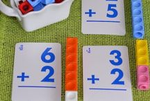 Math Activities (K and 1st)