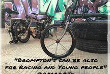 BRMadrid / BRMadrid shop Brompton hi performance parts