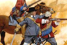 Гражданская война в Англии