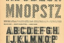 Typography and Posters