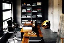 office spaces / by Janice Rivera-Klein