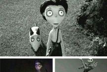Tim Burton movie things