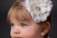 Baptism Headbands/Clips