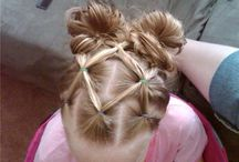 For sisters hair
