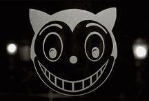 cat logo in pop