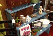 Stuff for Your Garden / Vintage garden and yard items