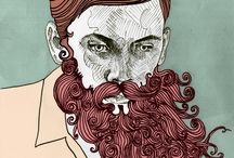 Beard Drawing
