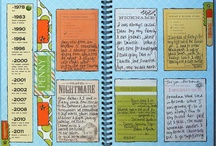 This and That Scrapbook Inspiration / Fun ideas for the scrapbook-on-the-go.  Bringing the old-fashioned scrapbook into the hipster age.