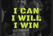 I CAN I WILL I WIN